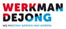 Logo partner Werkman de jong